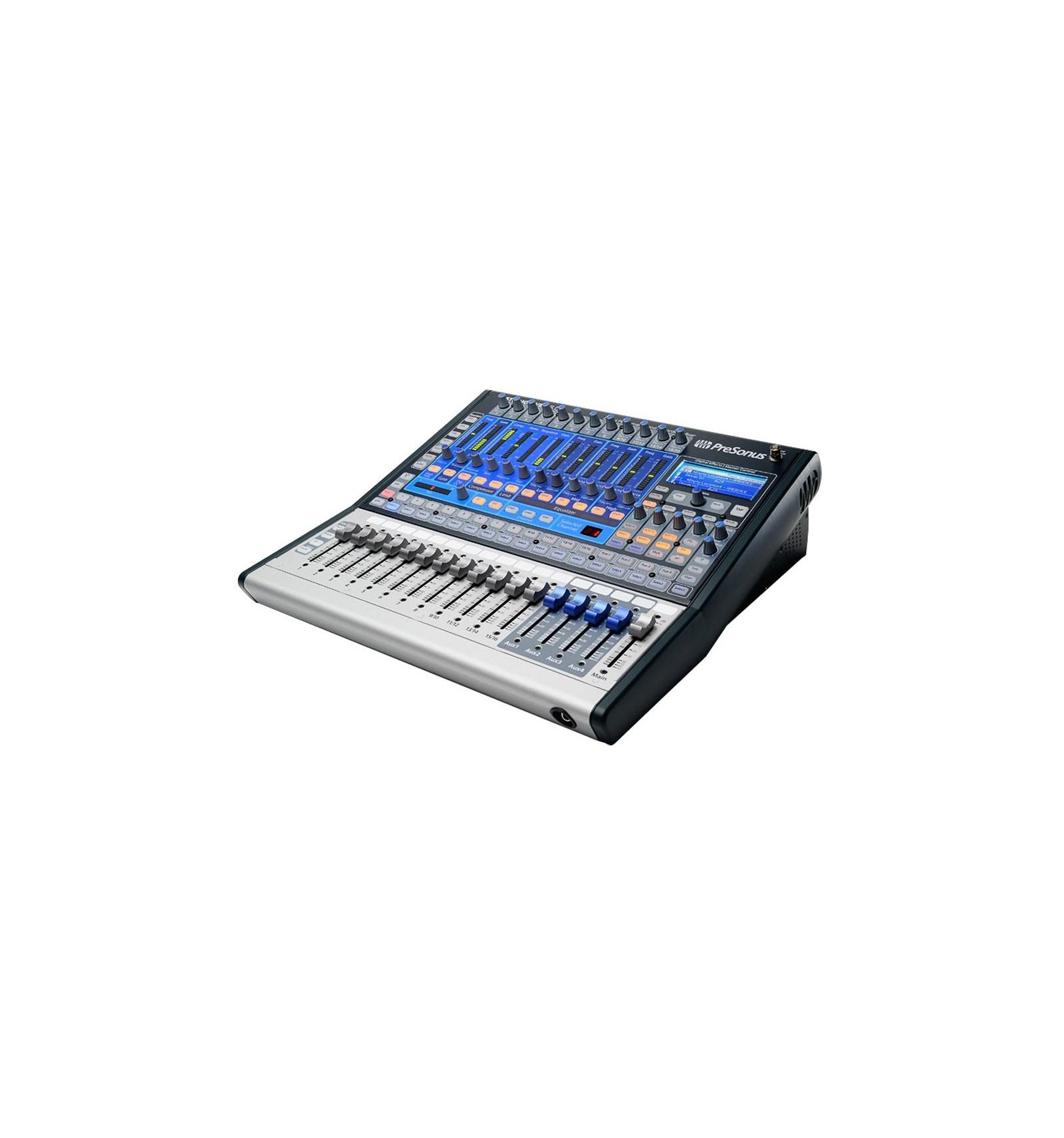 table de mixage orchestre