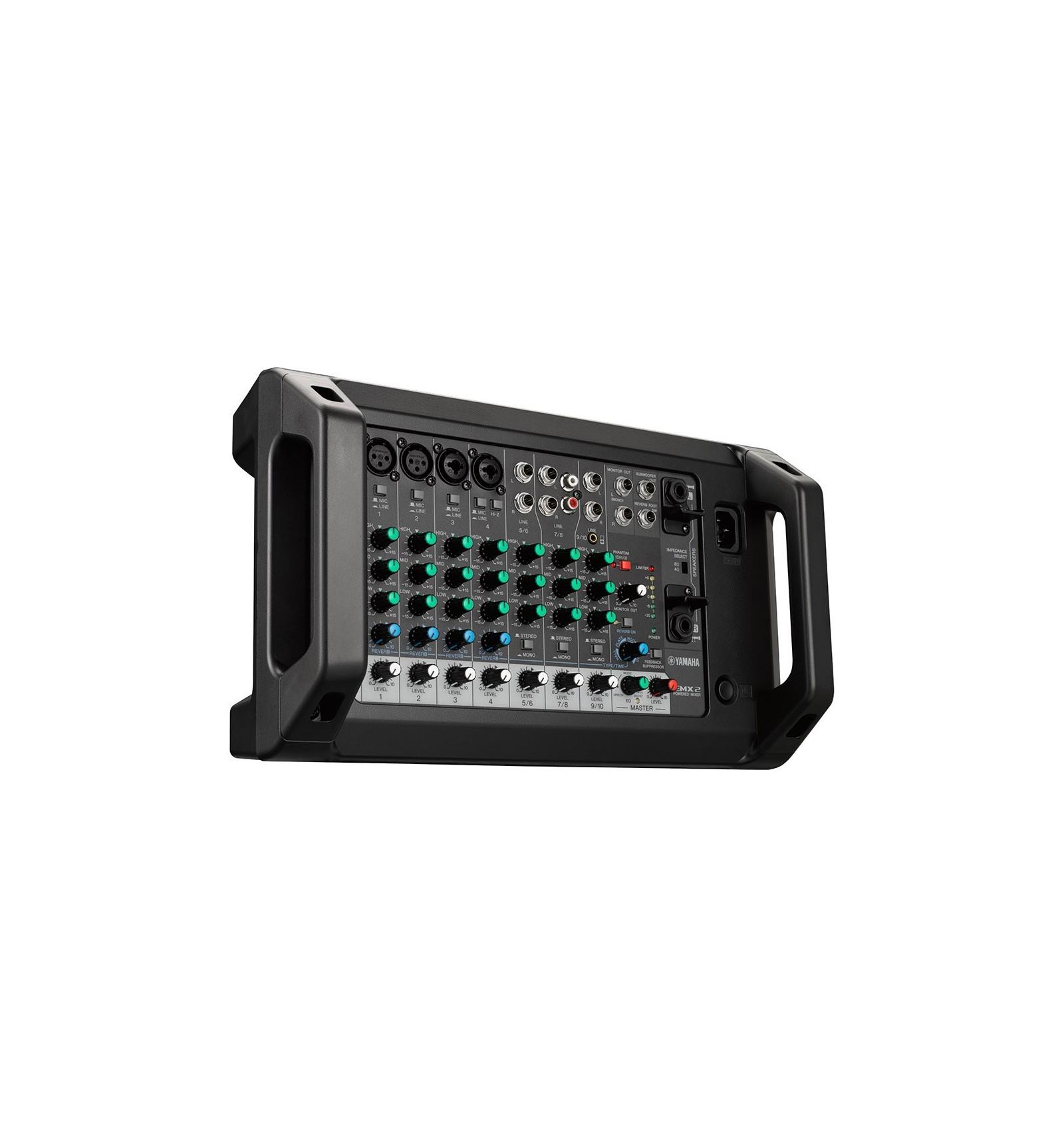 Console de mixage amplifi e yamaha emx2 pour 307 50 planetsono - Console de mixage amplifiee ...