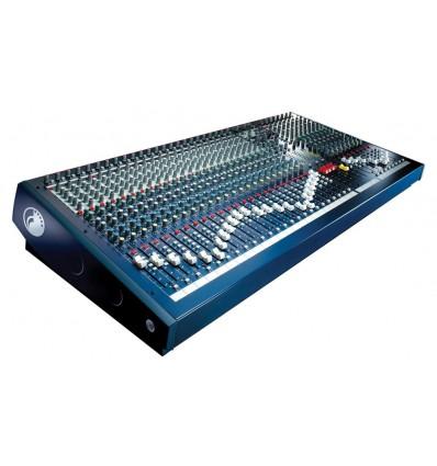 Table de Mixage orchestre PRO Soundcraft SPIRIT LX7 II 24