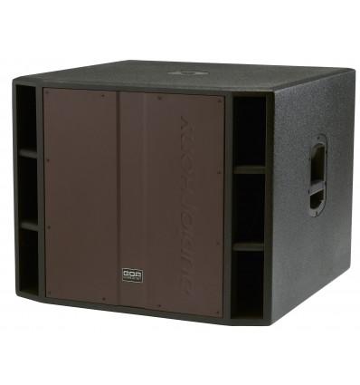caisson de basse amplifi audiophony srsub15a pour 599 17 planetsono. Black Bedroom Furniture Sets. Home Design Ideas