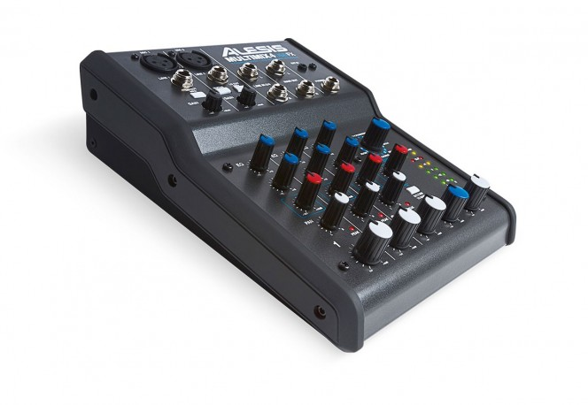 Table de mixage Alesis Multimix 4 USB FX