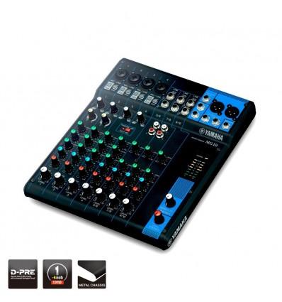 Console de Mixage Analogique Yamaha MG10