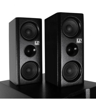 Système de Sonorisation Amplifié Ld Systems DAVE8 XS
